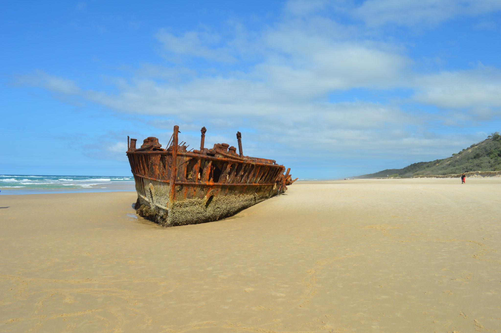 camperreis oostkust Australië