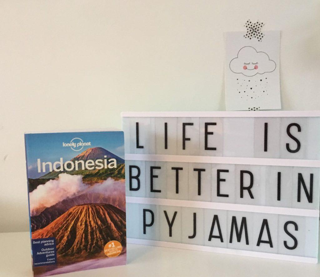 voorbereiding rondreis Indonesië