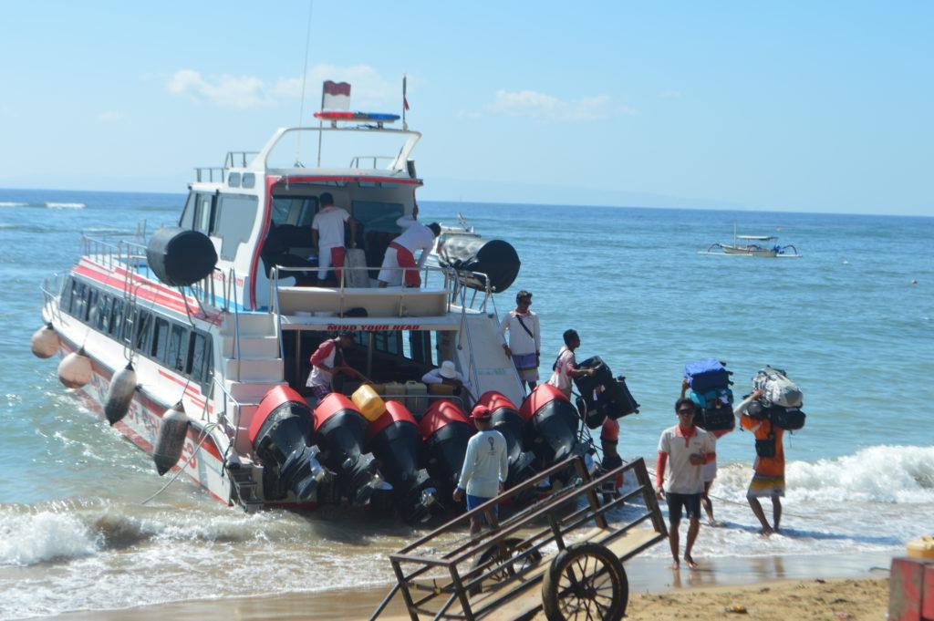 Nusa Lembongan met kids