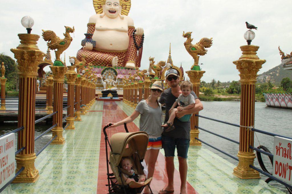 stressmomenten tijdens reizen met kids