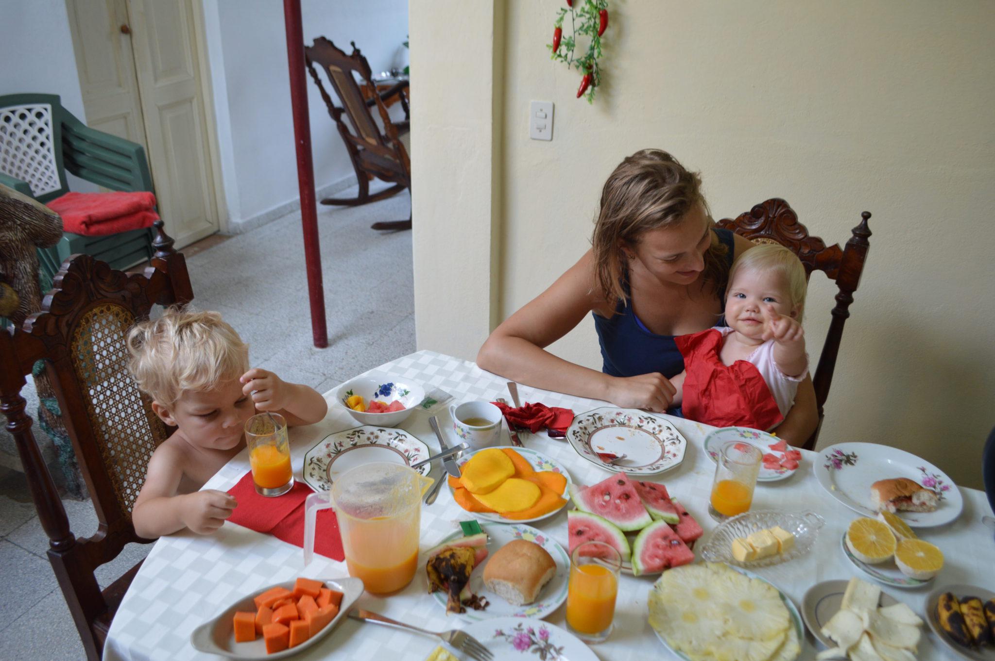 overnachten in een casa particular in Cuba
