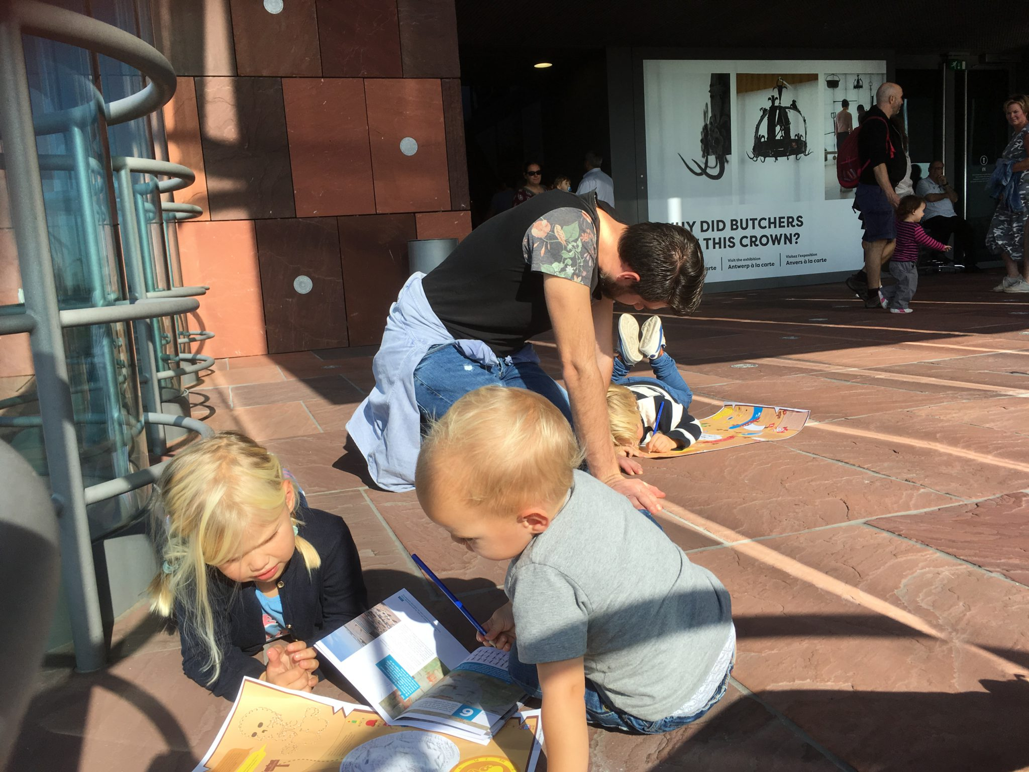 Weekendje Antwerpen met kinderen