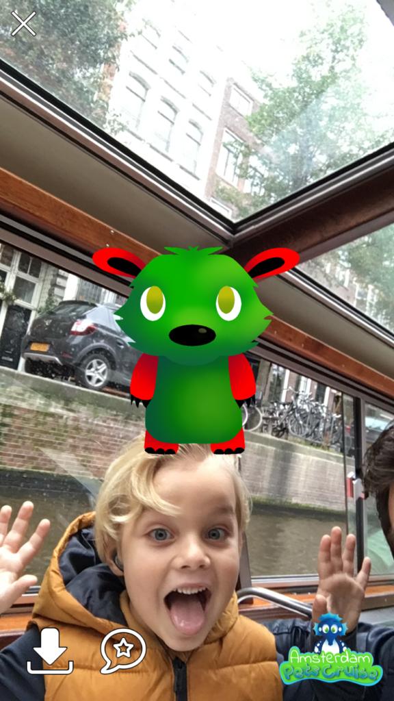Dagje Amsterdam met kinderen