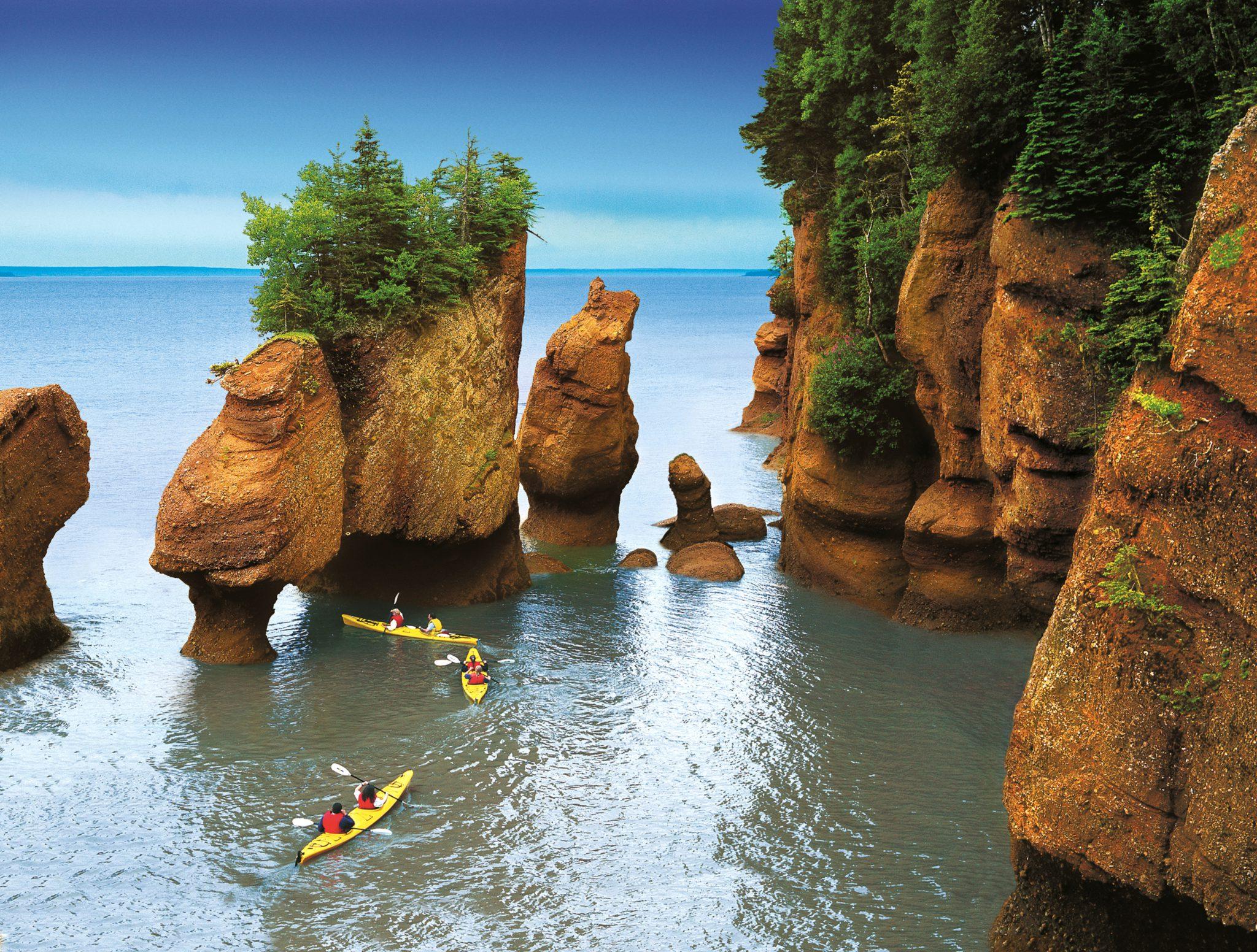 de hoogtepunten voor een rondreis Canada
