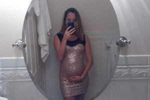 zwanger op wereldreis