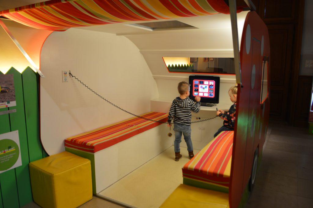Museum De wereld van Kina