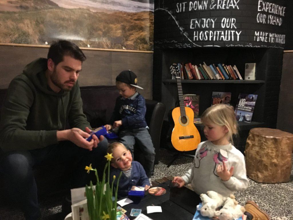 Stayokay Texel met kinderen