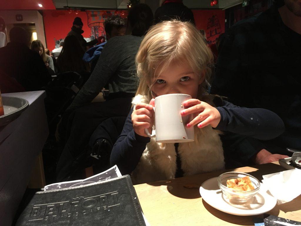 kindvriendelijke restaurants in Gent