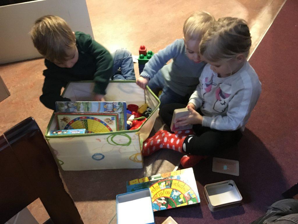 Stayokay Arnhem met kinderen