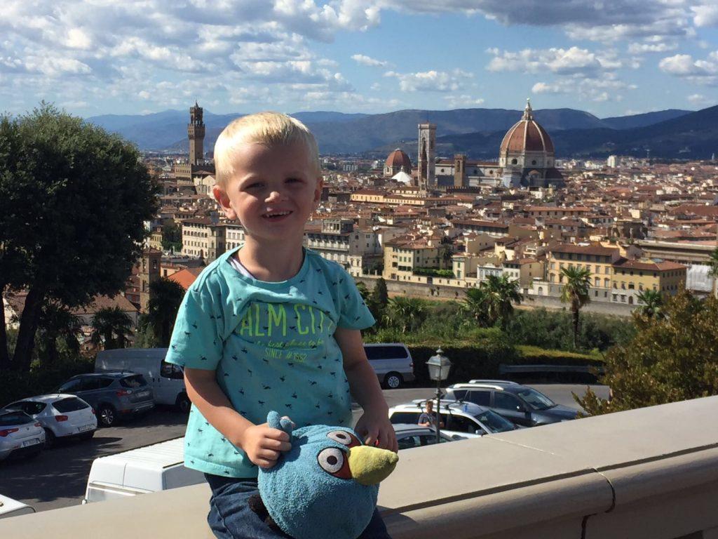 Vakantie Toscane met kind