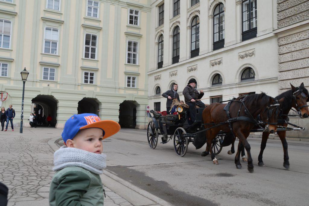 Weekendje Wenen met kinderen