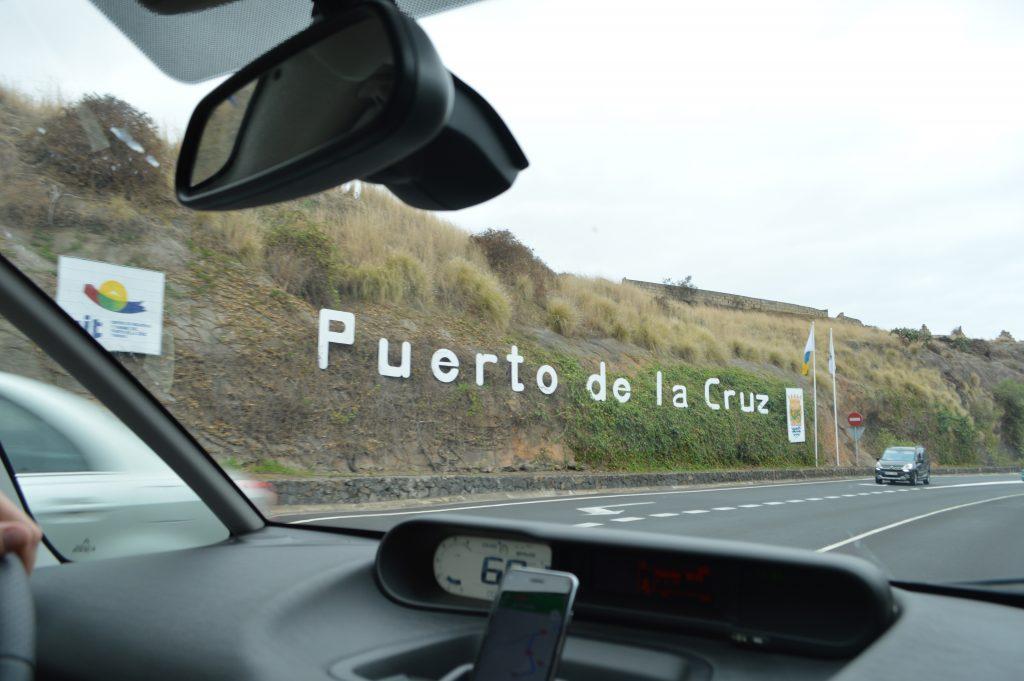 auto huren op Tenerife
