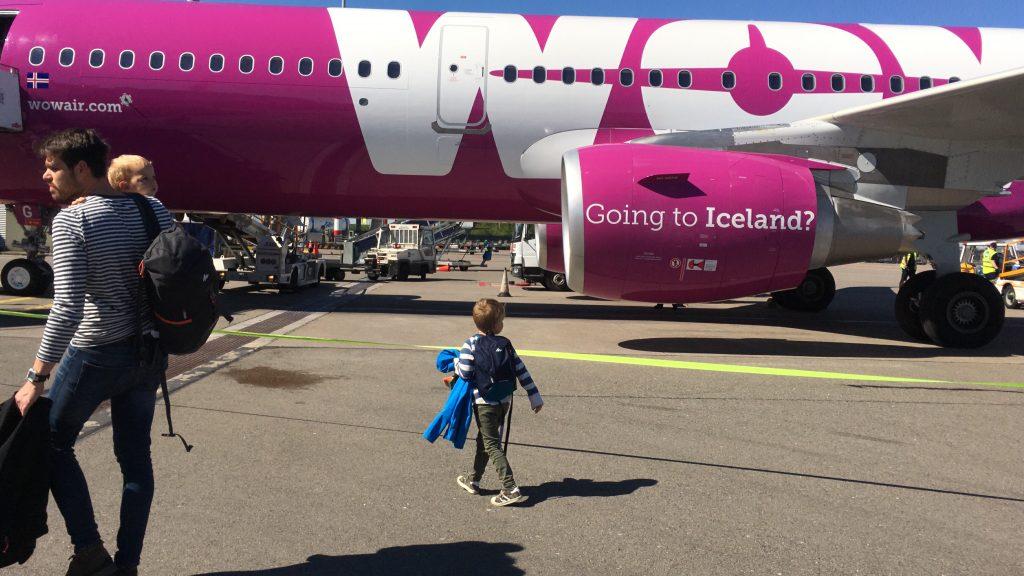 reis IJsland met kinderen
