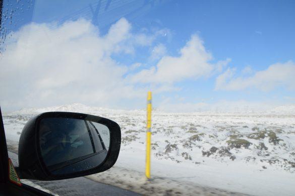 autorijden in IJsland met kinderen