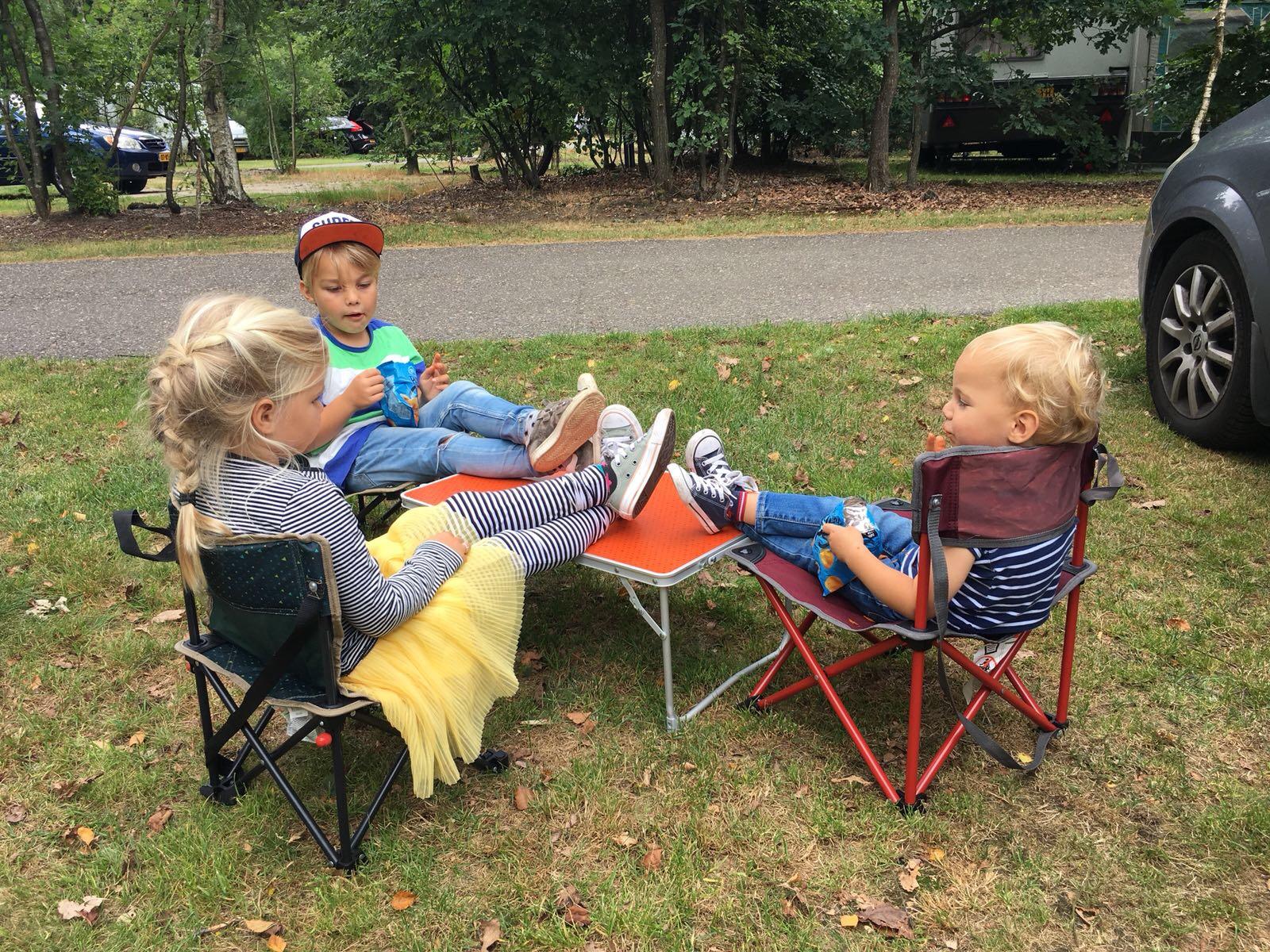 Veluwecamping de Pampel met kinderen