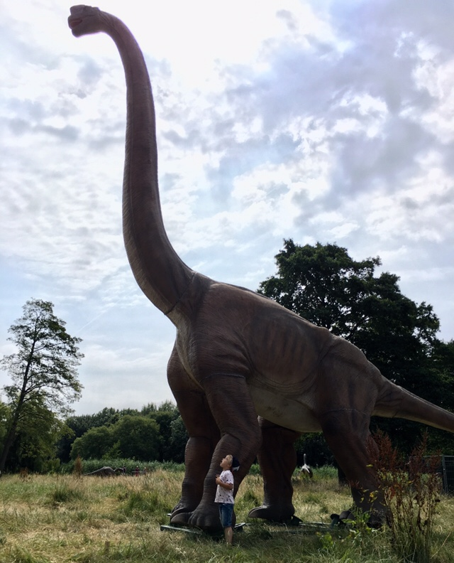 Jurassic Kingdom in Schiedam