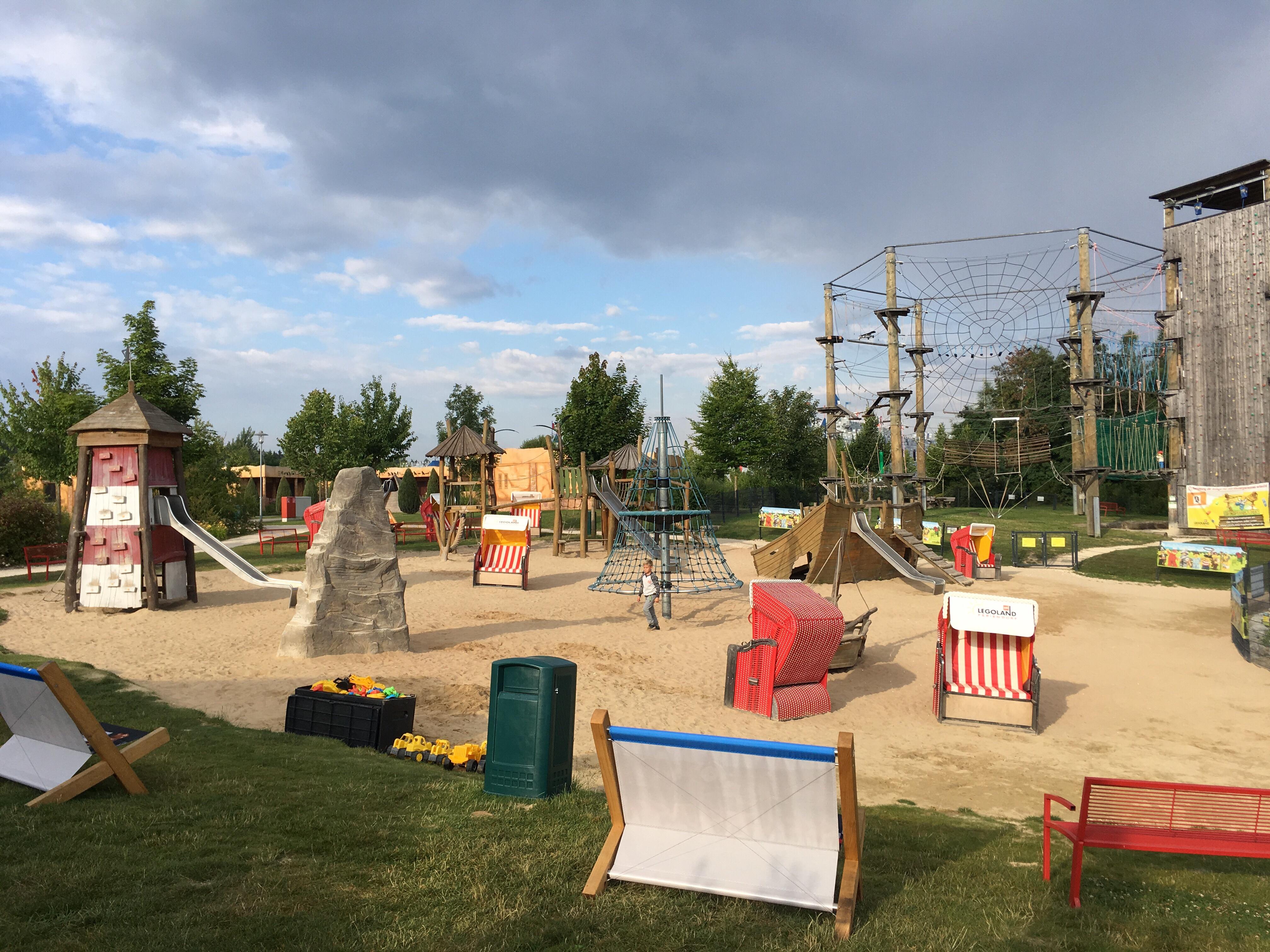 Camping Legoland Duitsland met kinderen