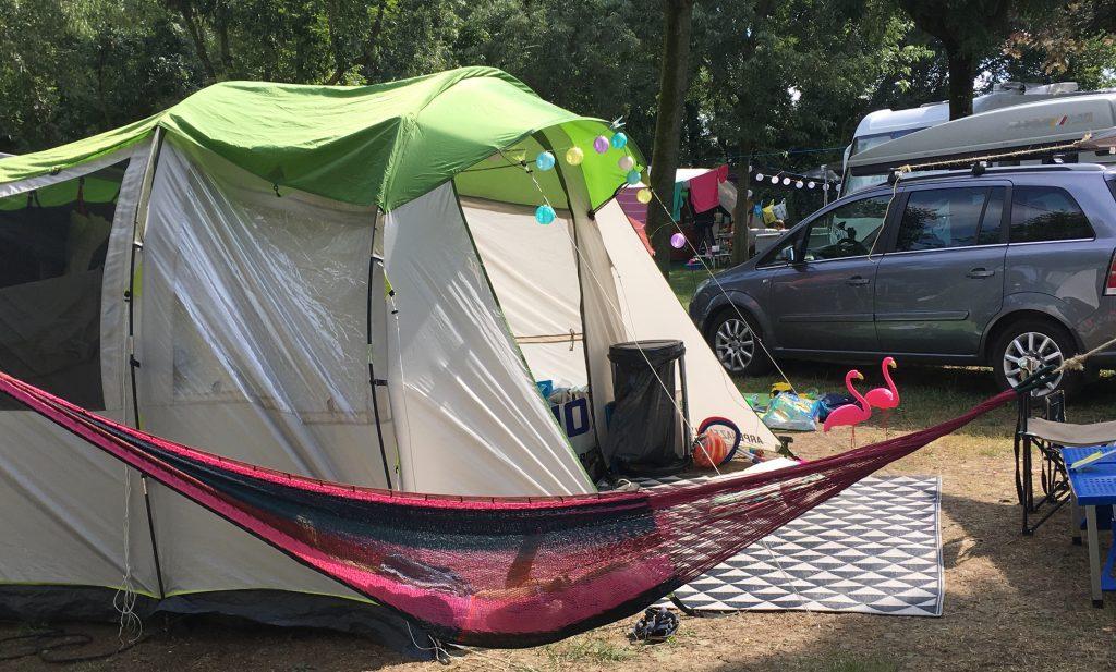 Camping Gardameer met kinderen
