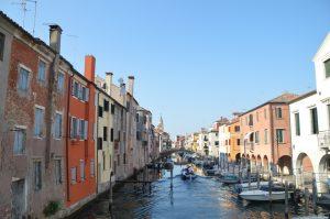 Chioggia klein Venetie
