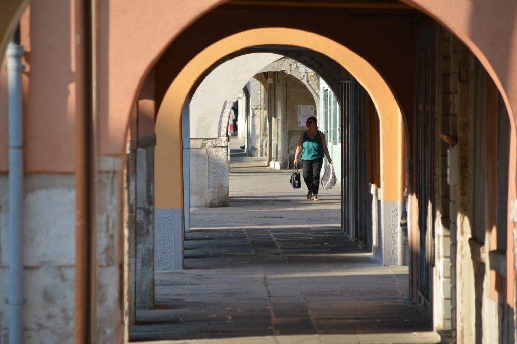Chioggia klein Venetië