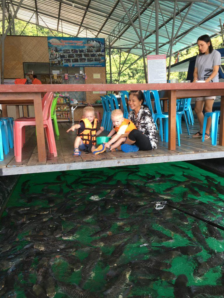 Khao Sok National Park met kinderen