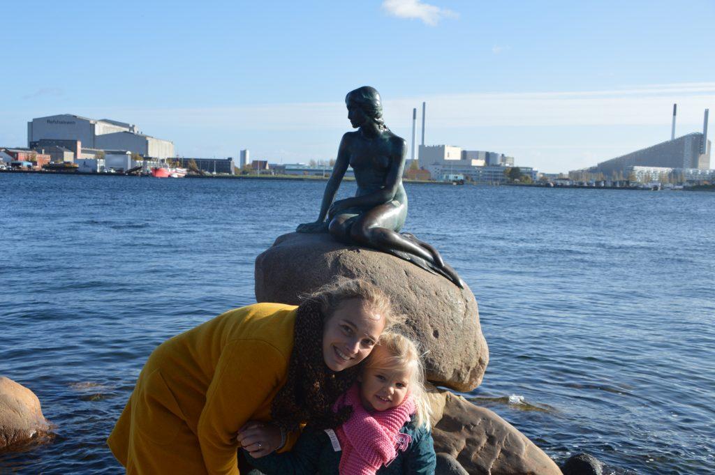 fietsen door Kopenhagen met kinderen