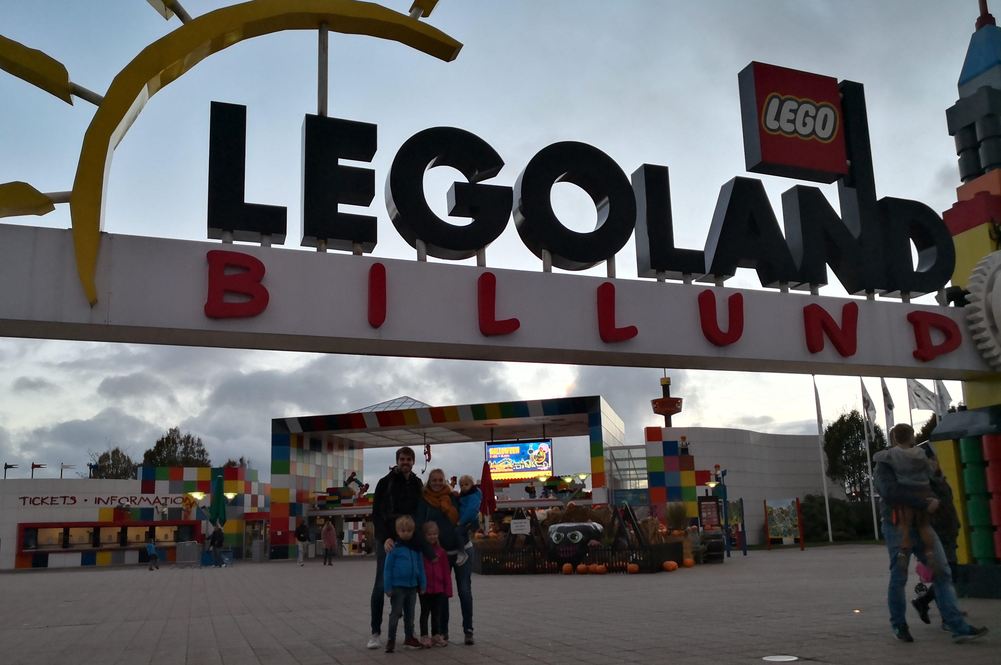 Legoland Denemarken Met Kinderen In De Herfstvakantie Avonturen Sparen