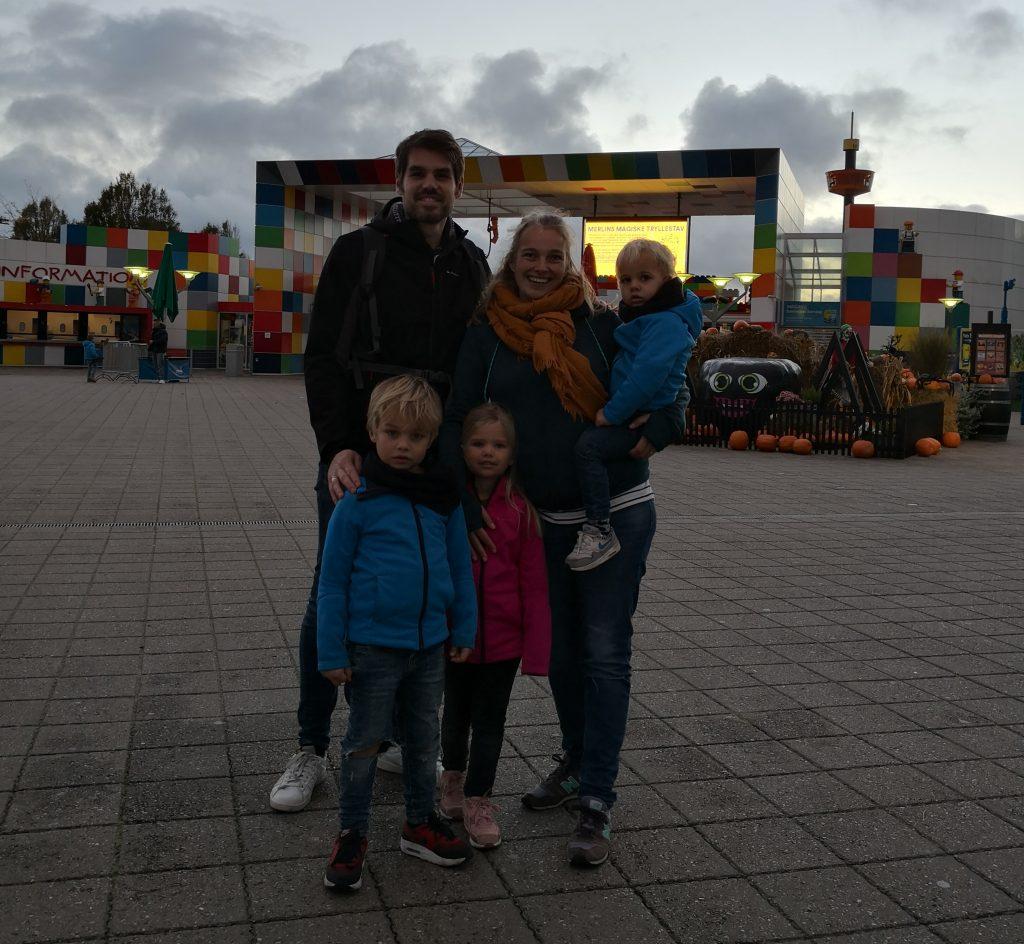 LEGOLAND Denemarken met kinderen in de herfstvakantie