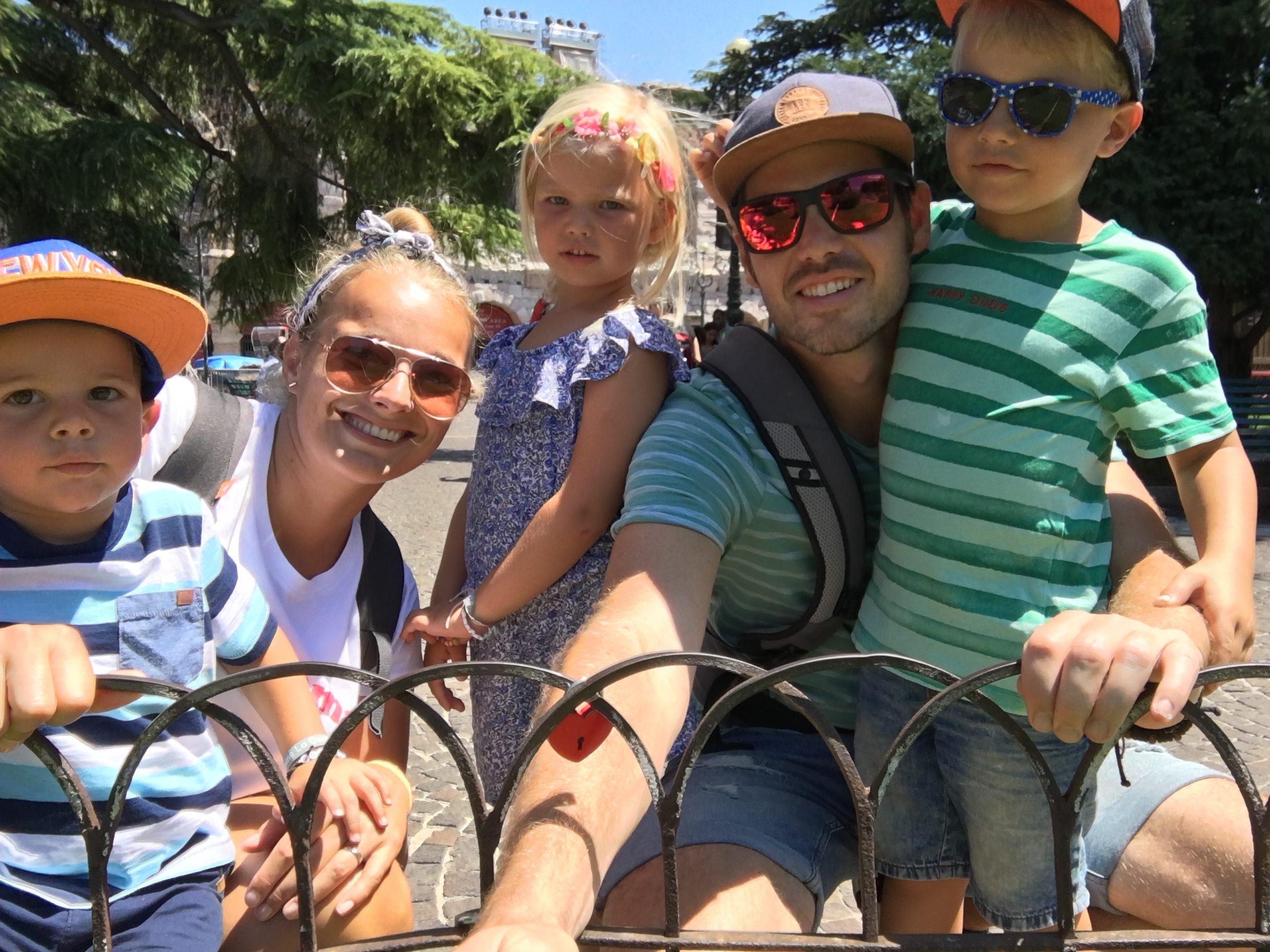 vakantie Gardameer met kinderen