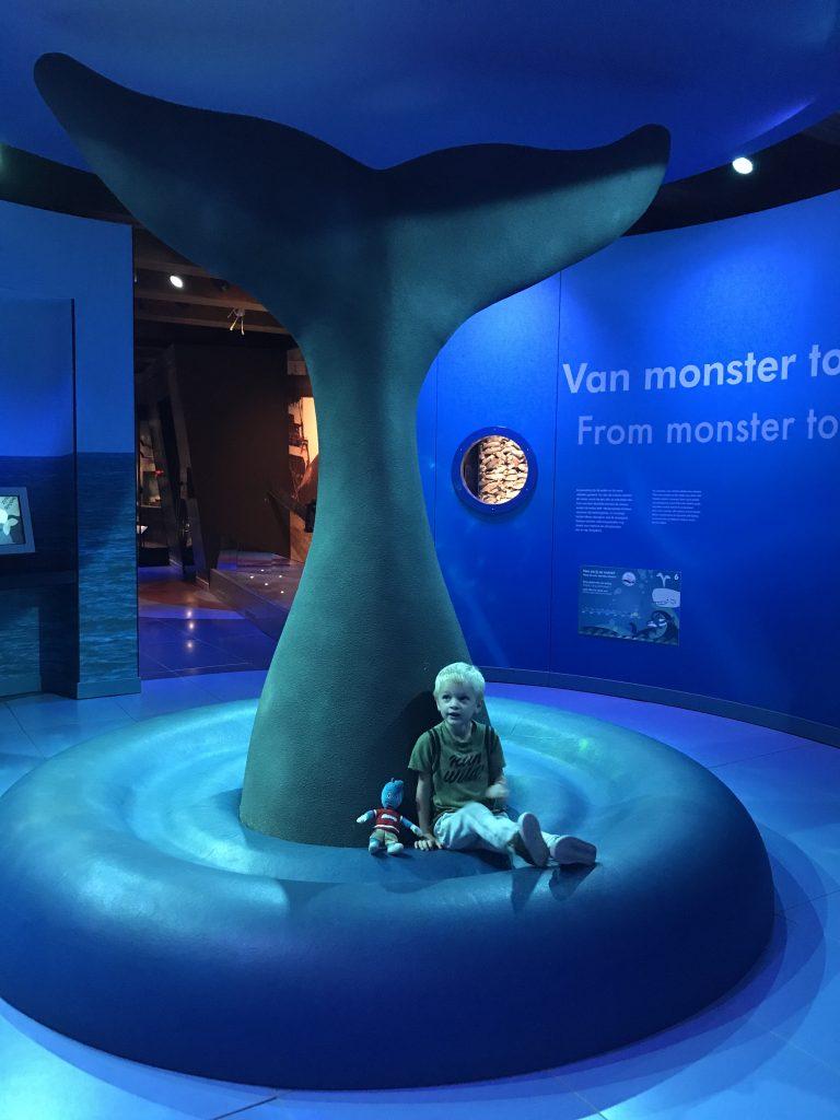 Scheepvaartsmuseum met kinderen