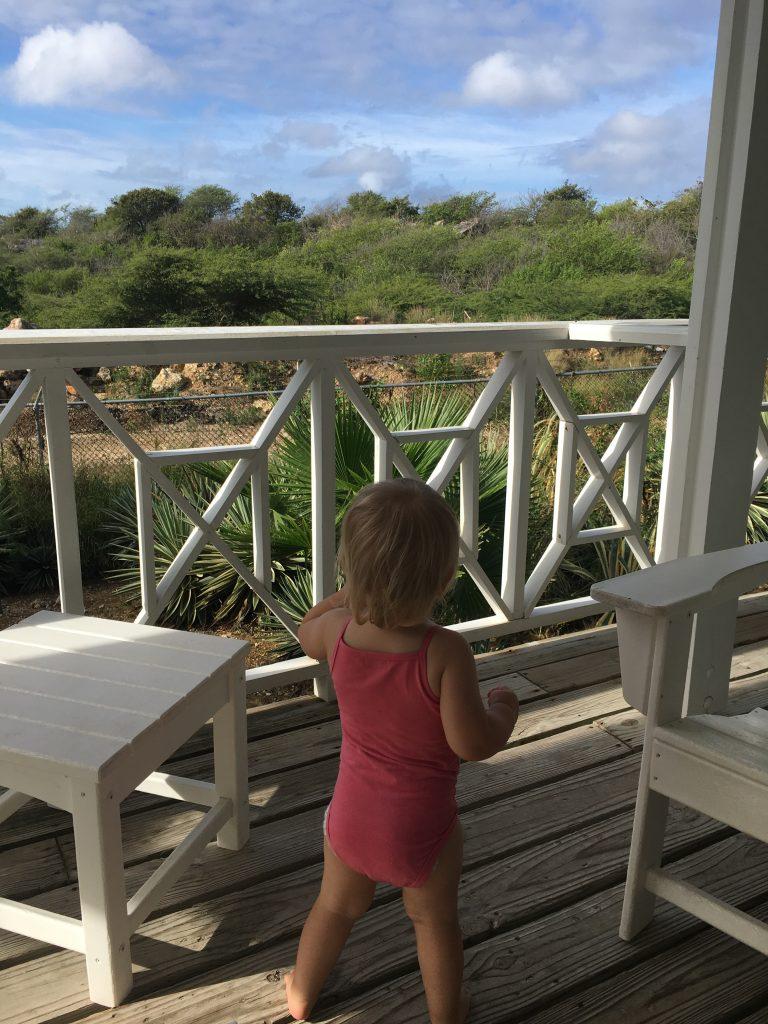 Vakantie Curaçao met kinderen.
