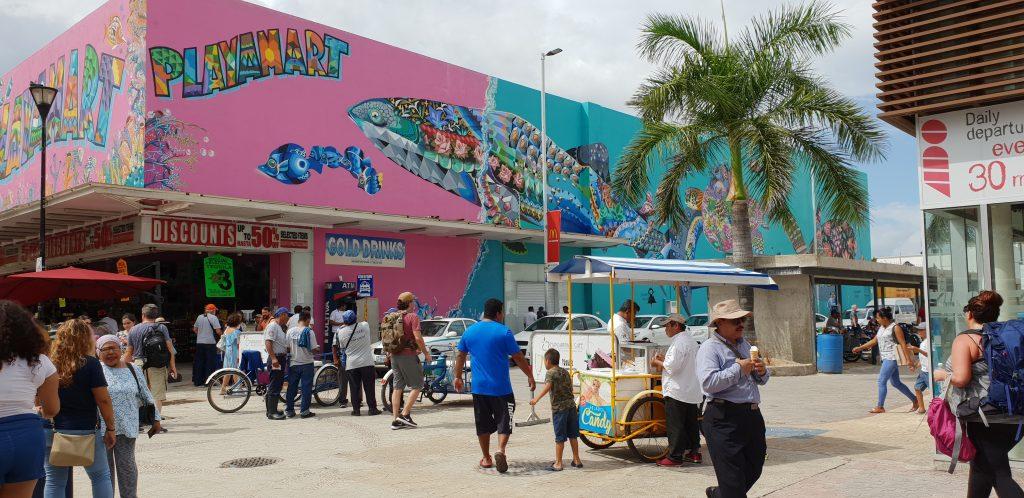 doen in Playa del Carmen met kinderen