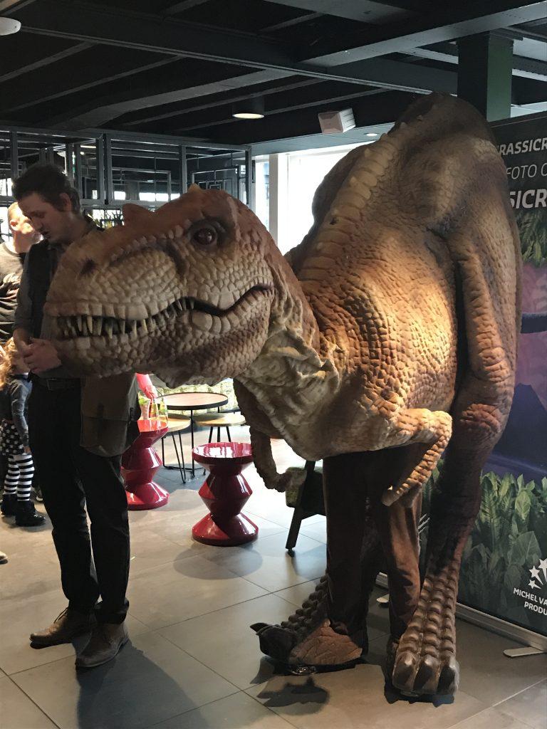 Theatervoorstelling Jurassic Revenge