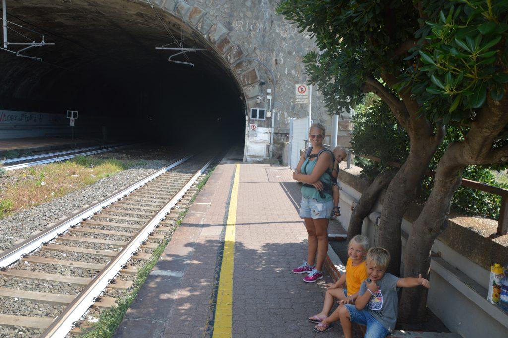 Cinque Terre met kinderen