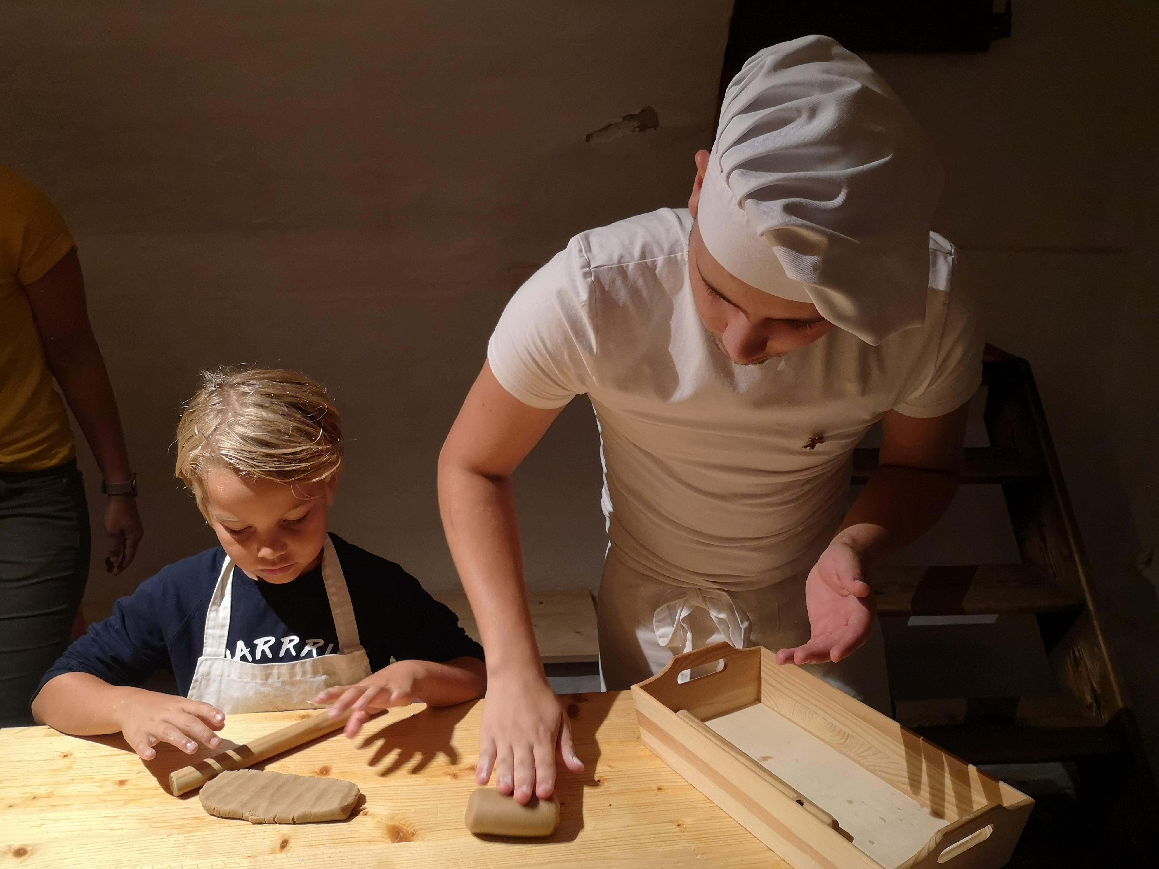 Nederlands Bakkerijmuseum in Hattem Avonturen Sparen